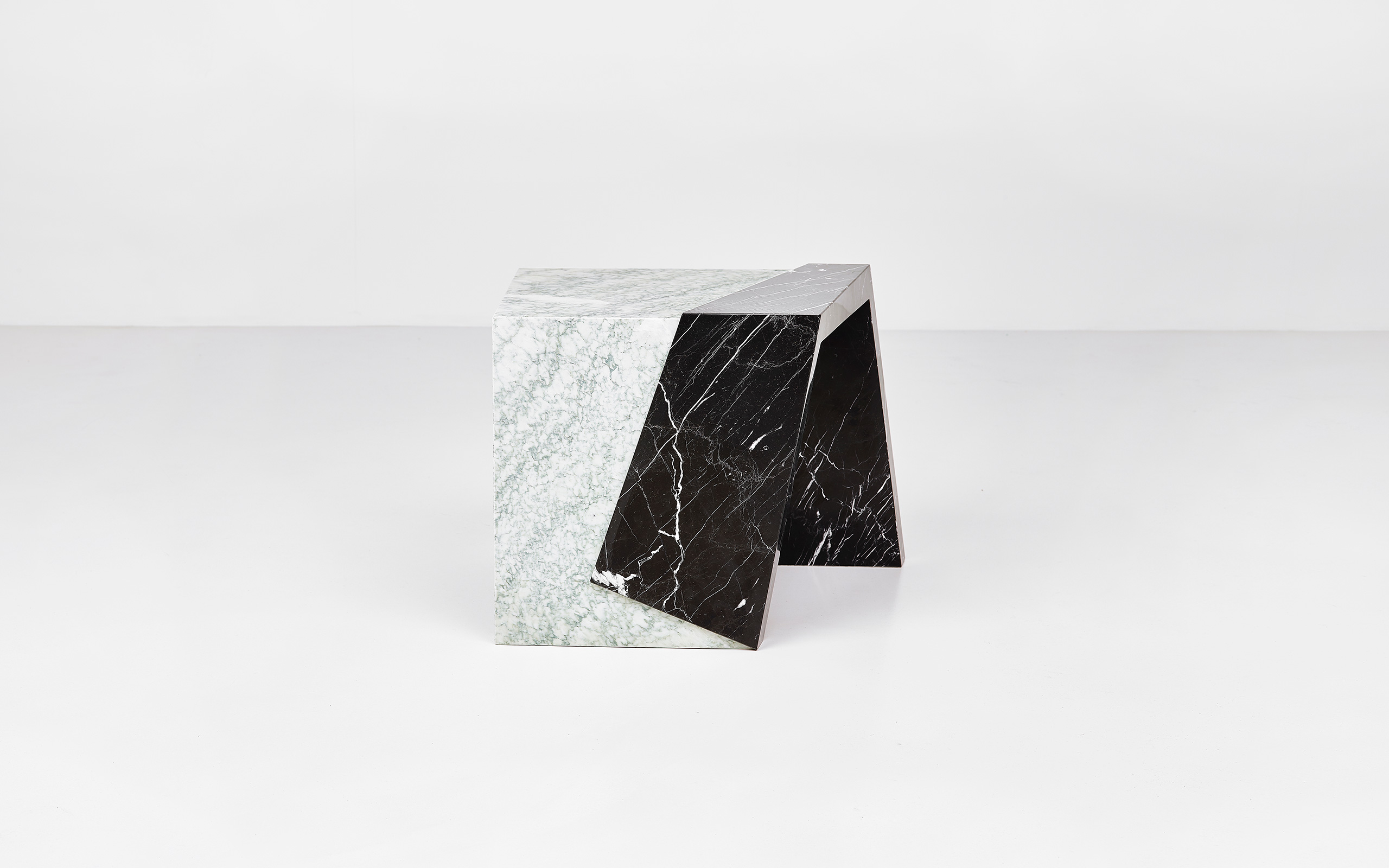 The Other Side side table by Pierre Gonalons | Paradisoterrestre