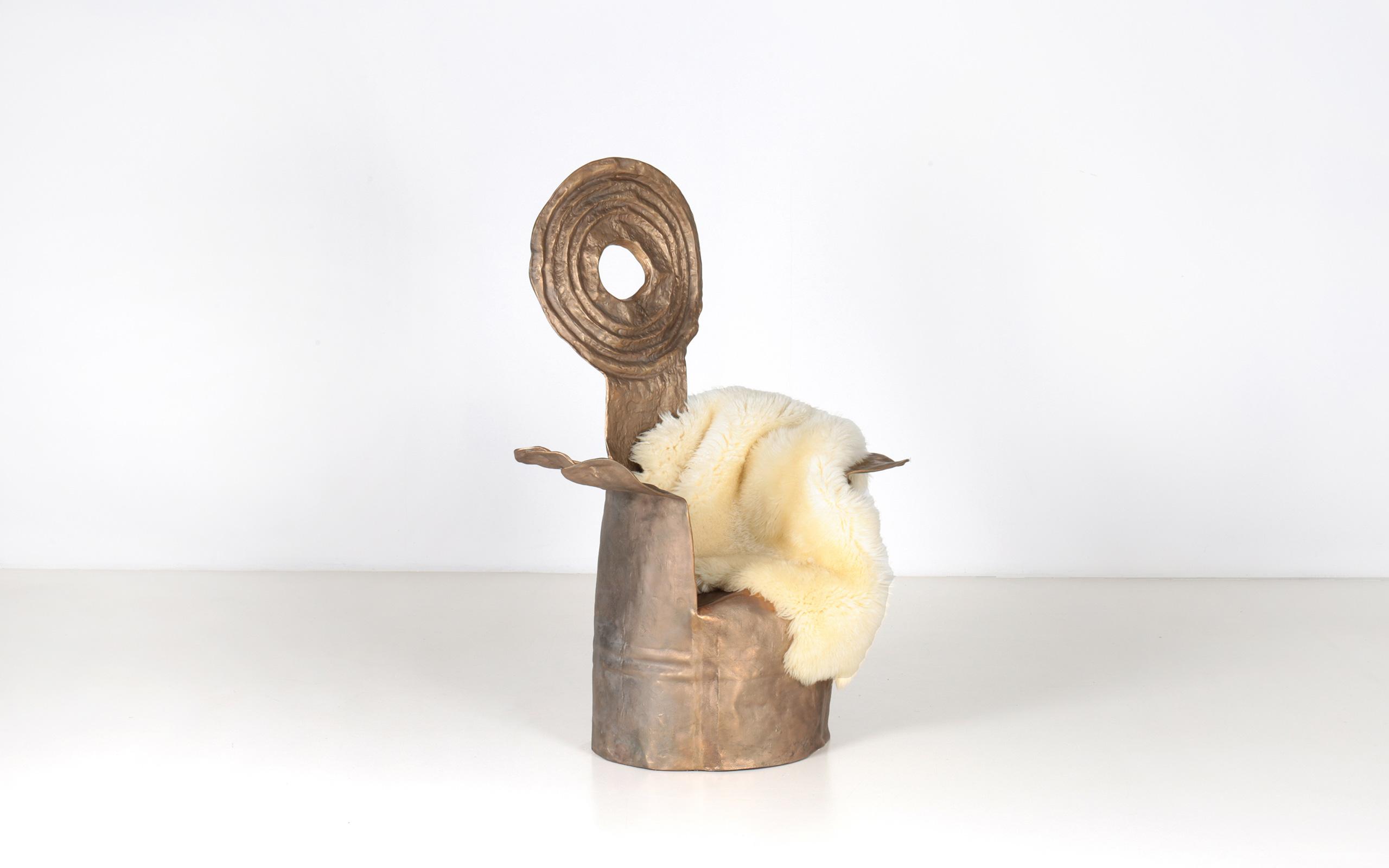 Margarita bronze by Roberto Matta | Paradisoterrestre