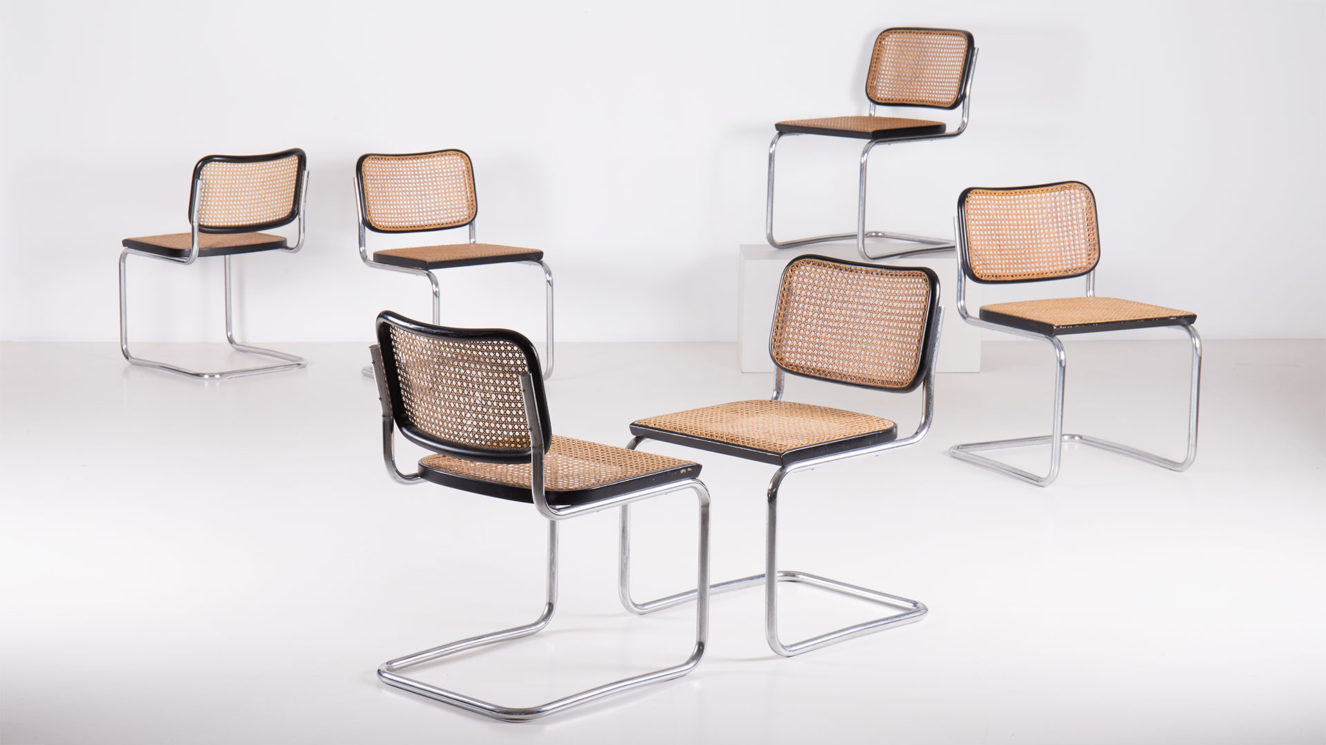Cesca chairs by Marcel Breuer | Paradisoterrestre