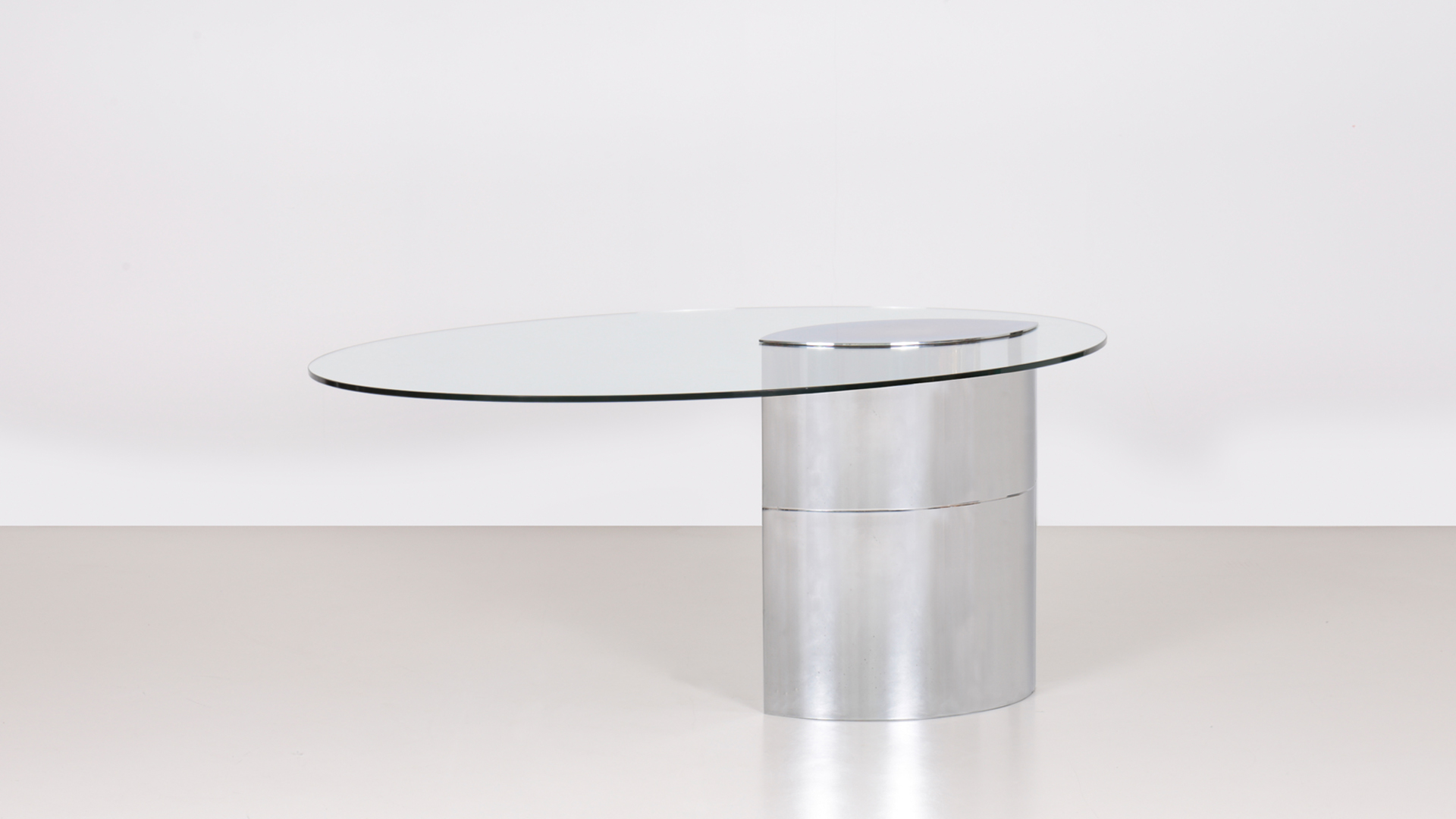 Lunario table by Cini Boeri | Paradisoterrestre