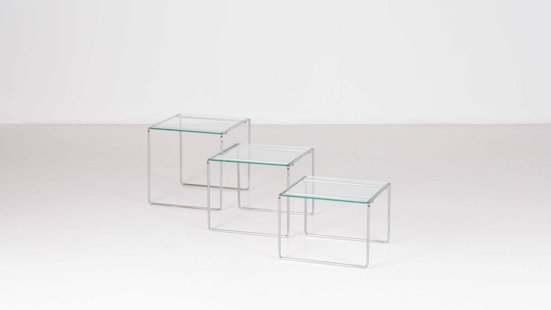 Coffee table set Marcel T by Kazuhide Takahama | Paradisoterrestre