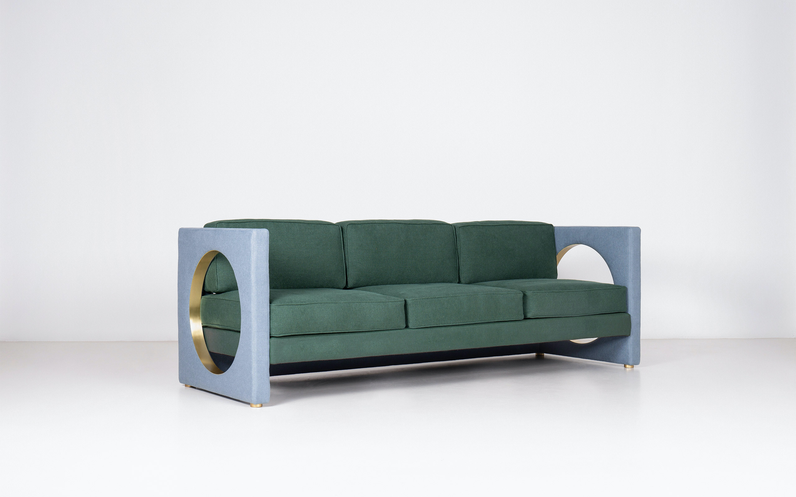 See Through sofa 222 by Pierre Gonalons | Paradisoterrestre