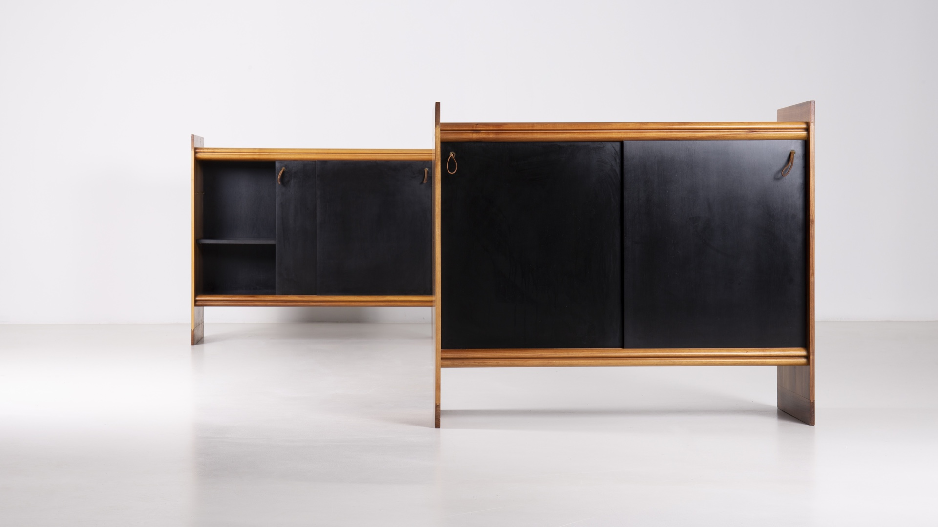 Sideboard by Afra and Tobia Scarpa | Paradisoterrestre