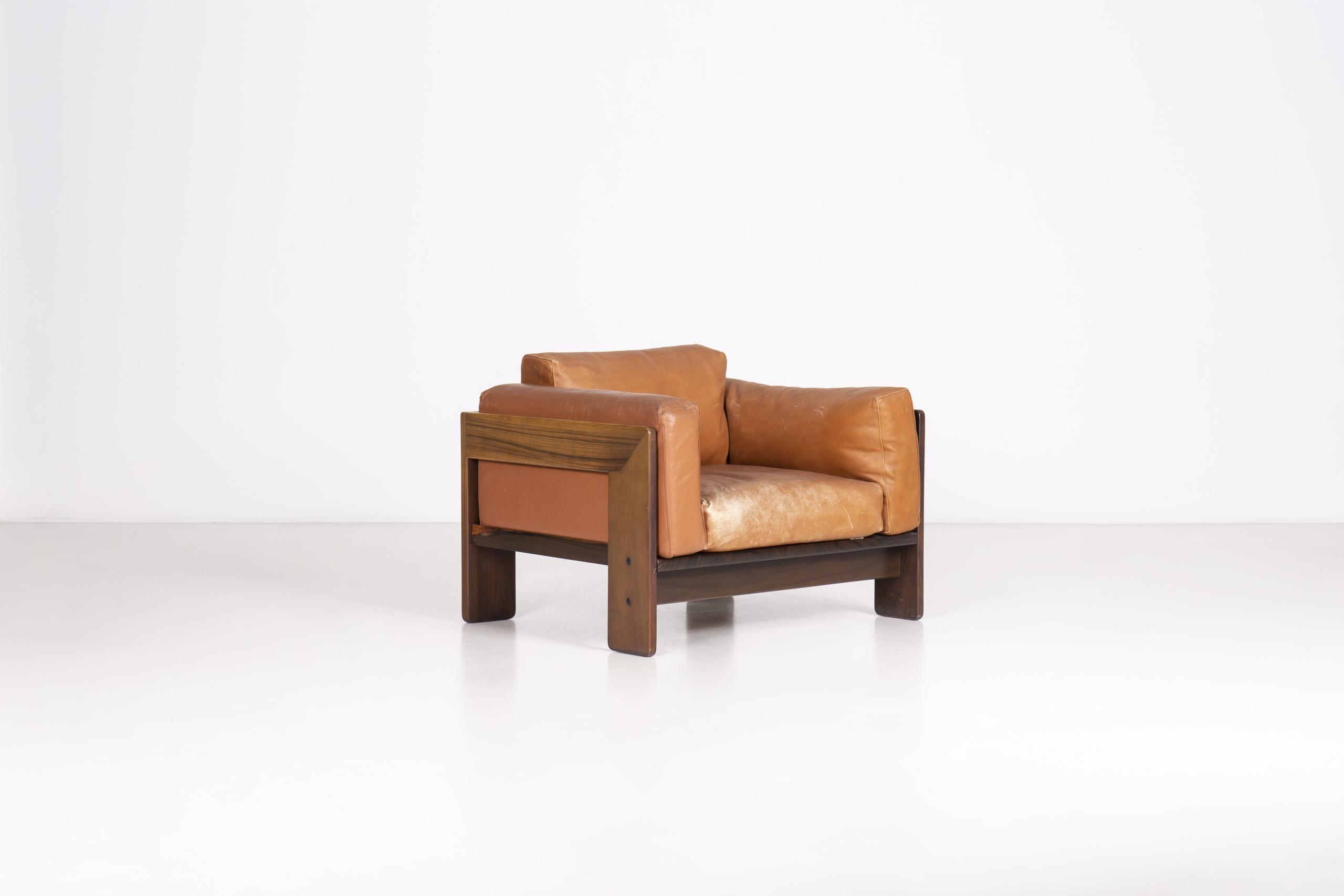 Bastiano armchair by Tobia Scarpa | Paradisoterrestre