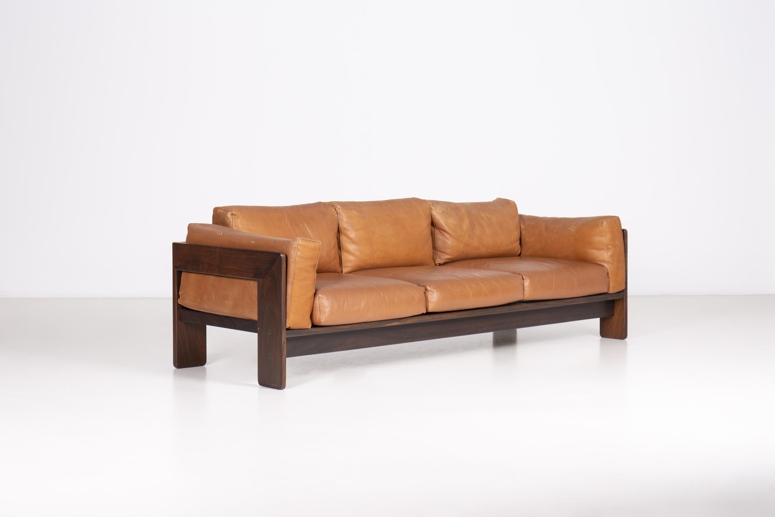 Bastiano sofa by Tobia Scarpa | Paradisoterrestre