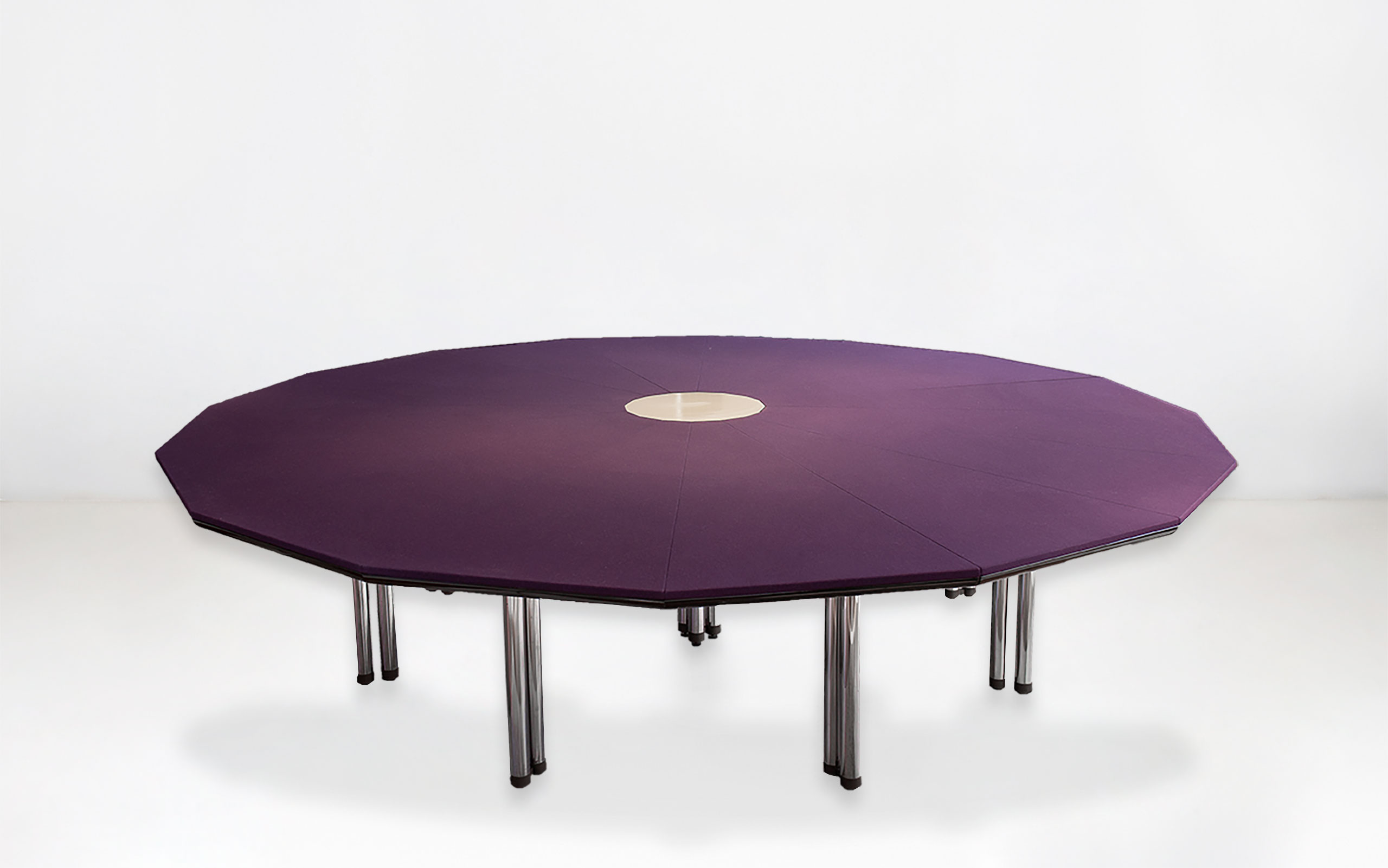 Bisanzio table by Hiroyuki Toyoda | Paradisoterrestre