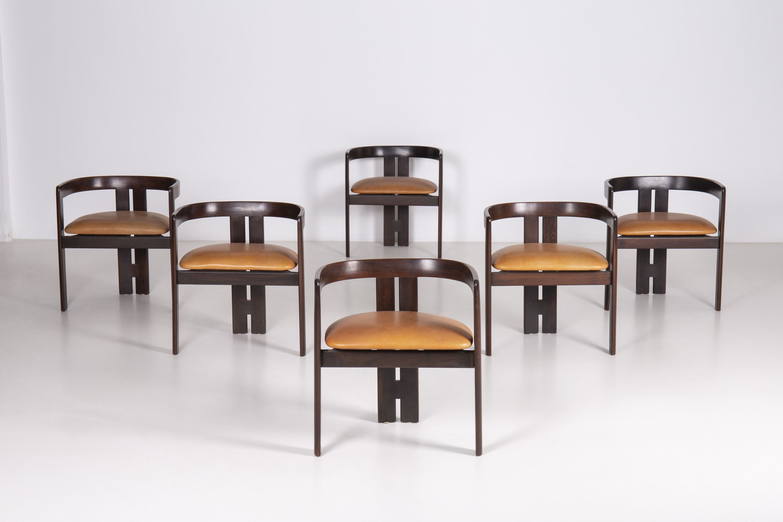 Pigreco chairs by Tobia Scarpa | Paradisoterrestre