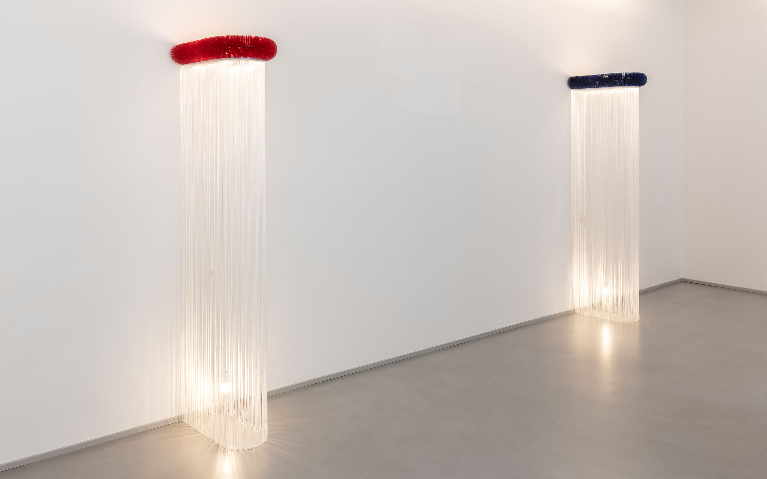 Let'em shine art wall lamp by Paola Pivi | Paradisoterrestre